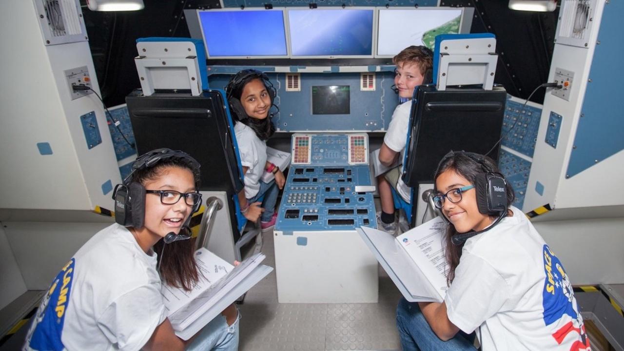 Остават само десет дни за кандидатстване на ученици за участие в Space Camp Turkey