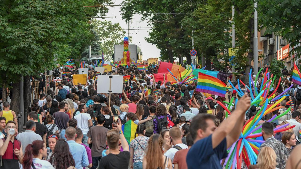 ВМРО: Искаме забрана за провеждане на гей паради във всички общини в България