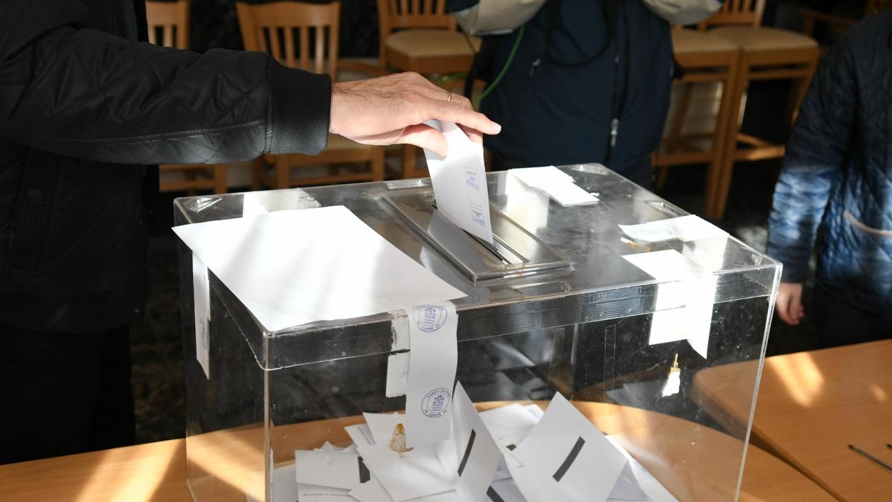 Изборният ден в Пловдив-град приключи с 45,99% избирателна активност