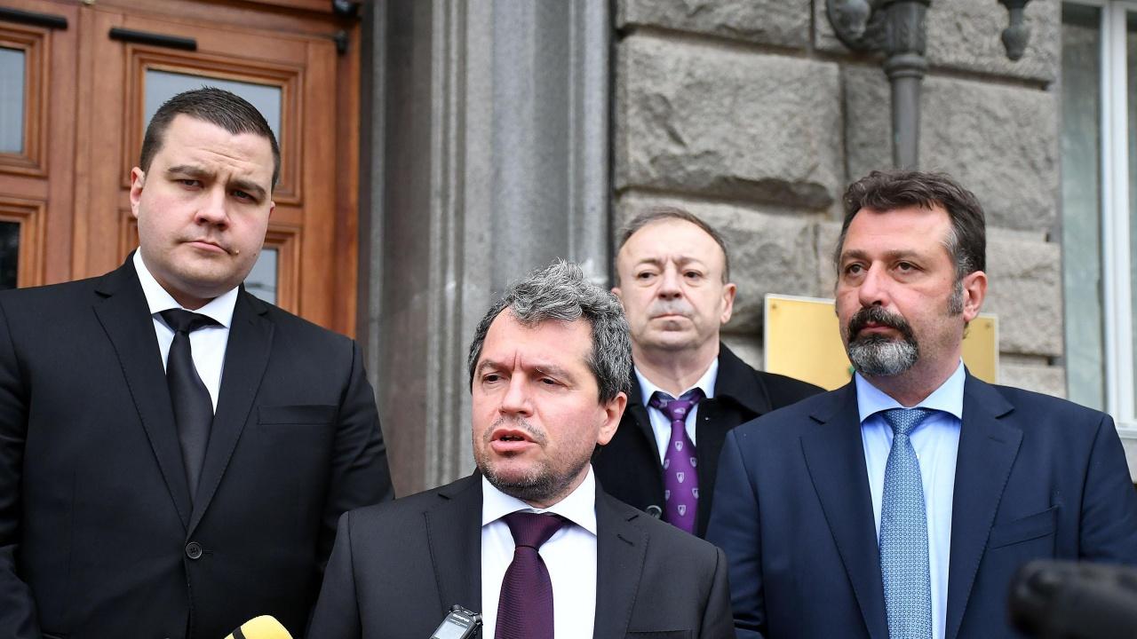 От партията на Слави посякоха мераците на БСП за коалиция
