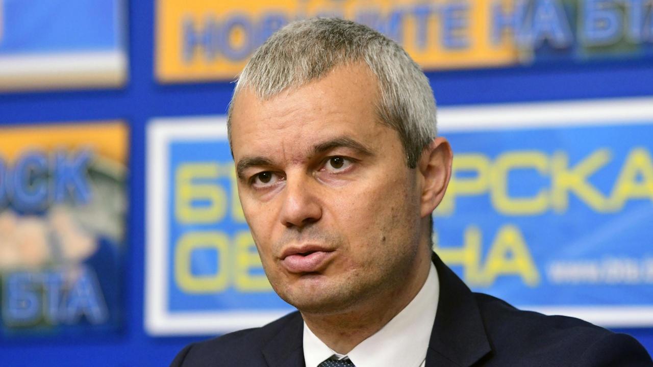 КостадинКостадинов: Патриотичните партии, част от управлението, понесоха звучен шамар