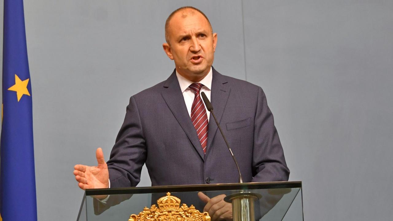 Президентът реагира на призива на Бойко Борисов да се свика Велико народно събрание