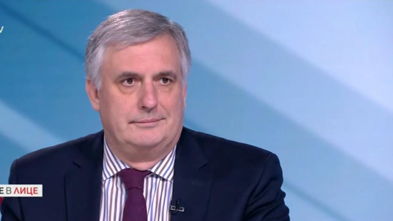 Ивайло Калфин: Избирателите не трябва да бъдат наказвани с нови избори, защото ще си отмъстят