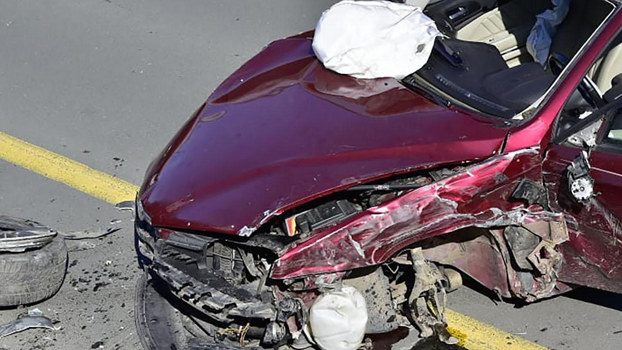 Шофьор загина на място, след като самокатастрофира