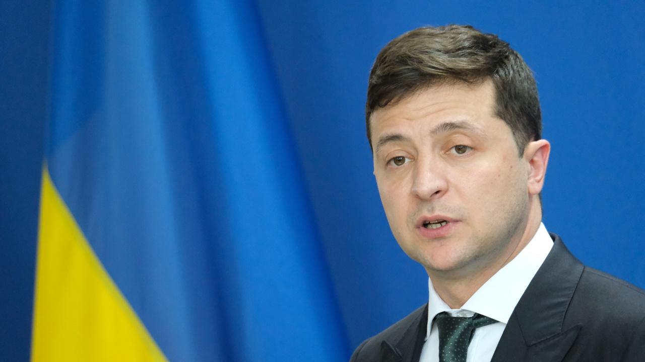 Зеленски поискал да разговаря с Путин за напрежението в Източна Украйна, но не получил отговор