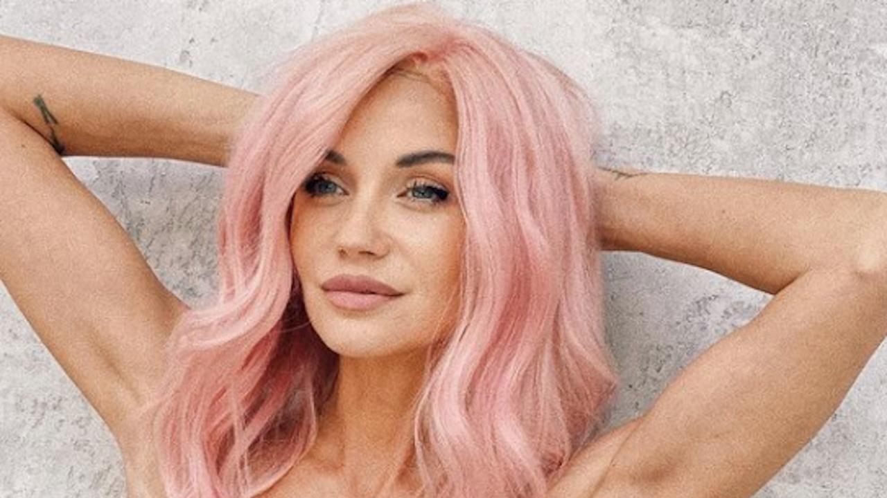 Диляна Попова стана розова