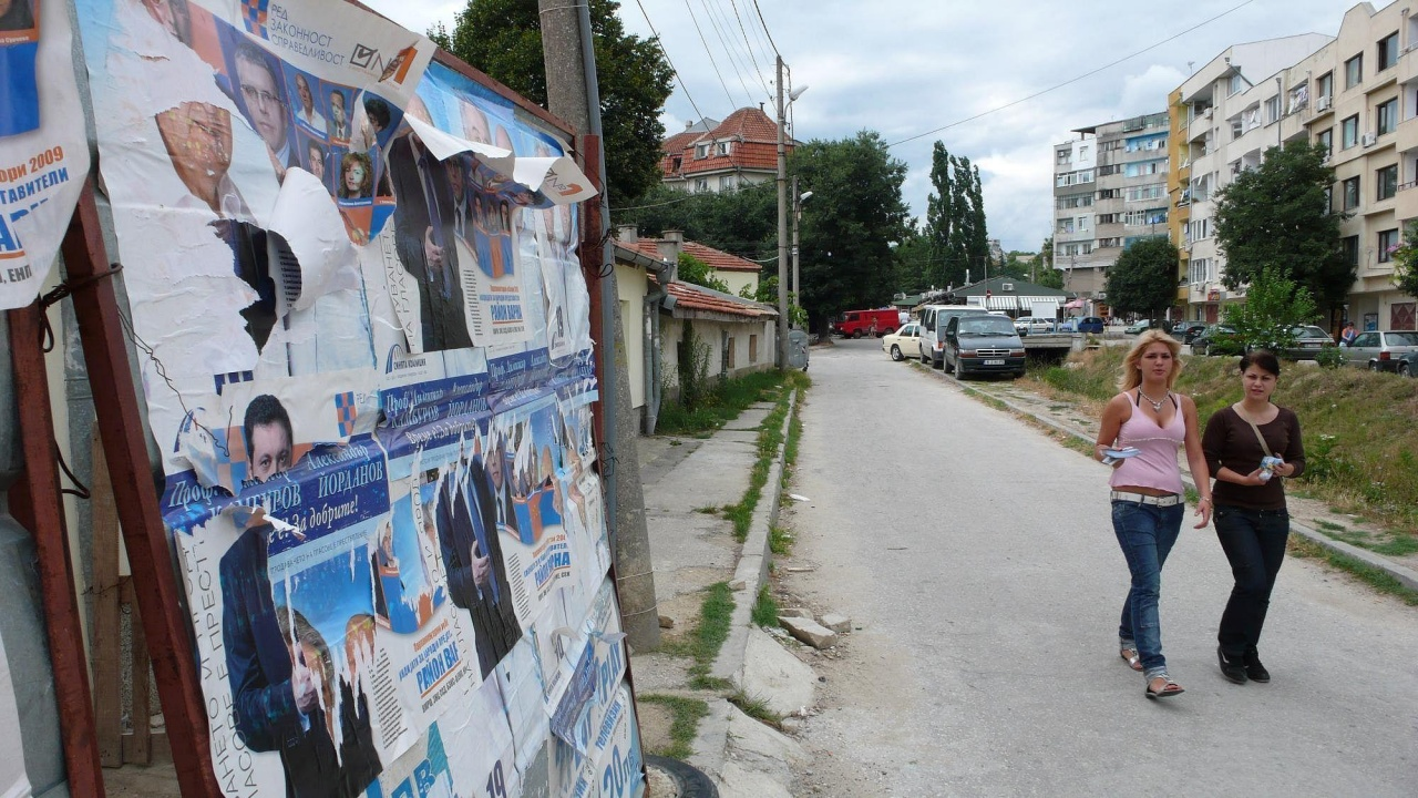 Изтече срокът за премахване на предизборните плакати, в Русе още стоят