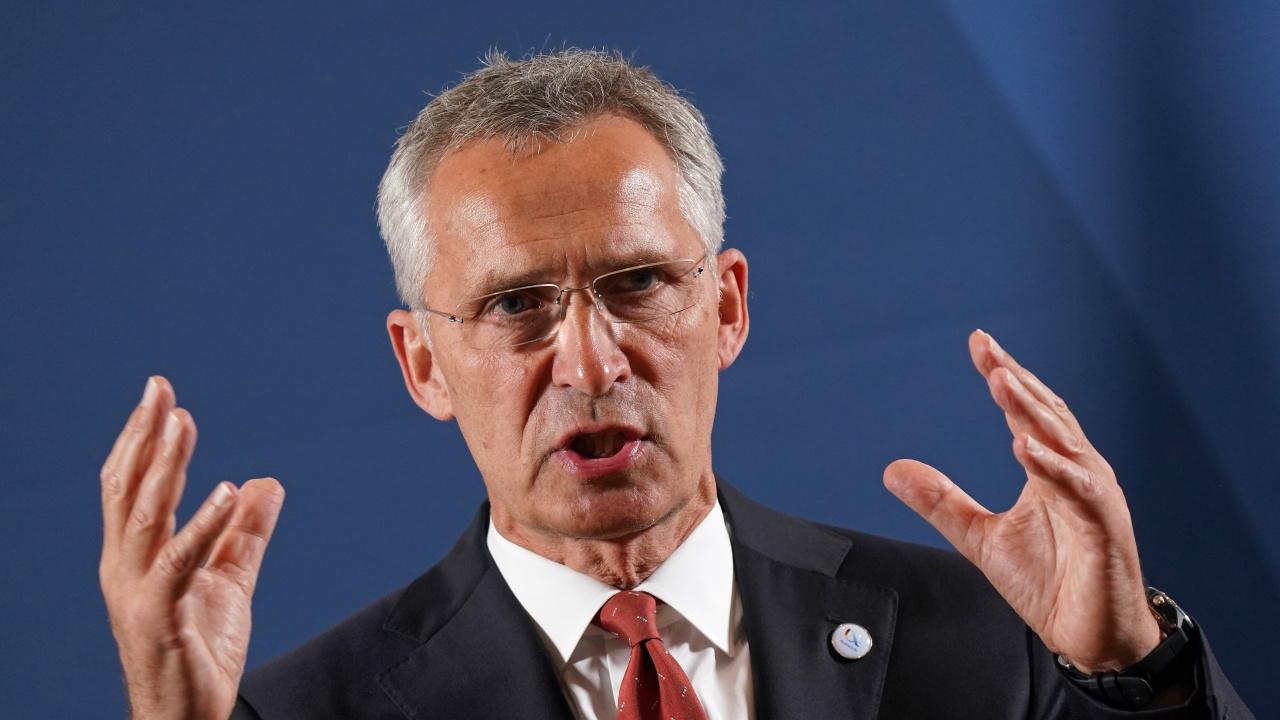 НАТО ще обсъди ситуацията по руско-украинската граница