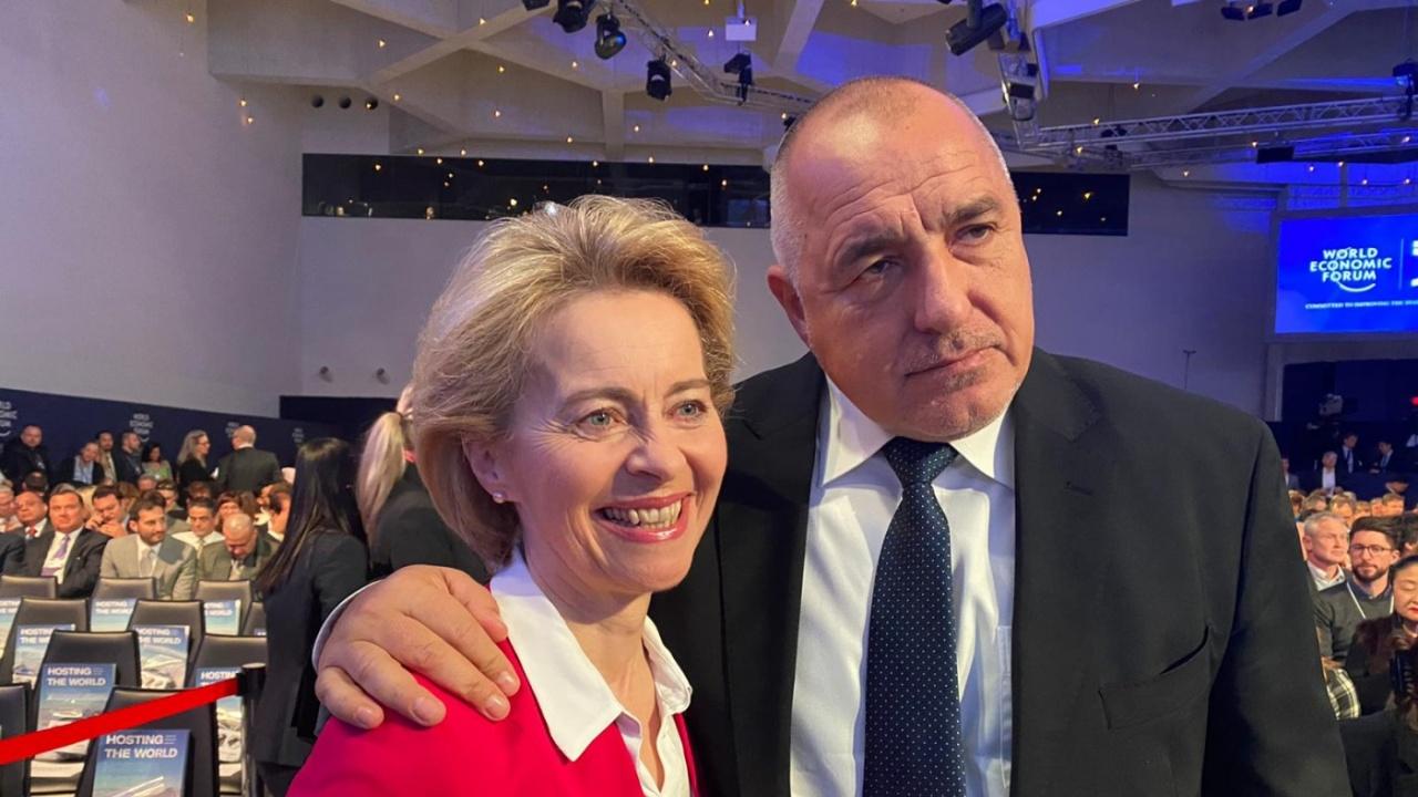 Борисов благодари на Фон дер Лайен за договорените допълнителни дози ваксини