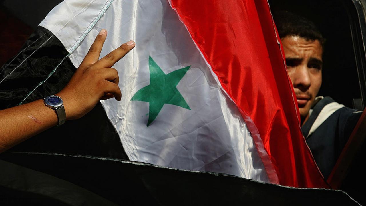 Сирия скочи на ОЗХО