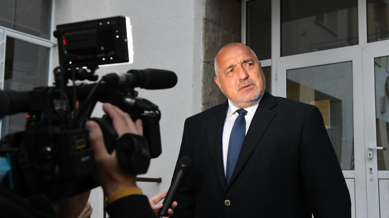 Борисов в отпуск, няма да е в парламента утре