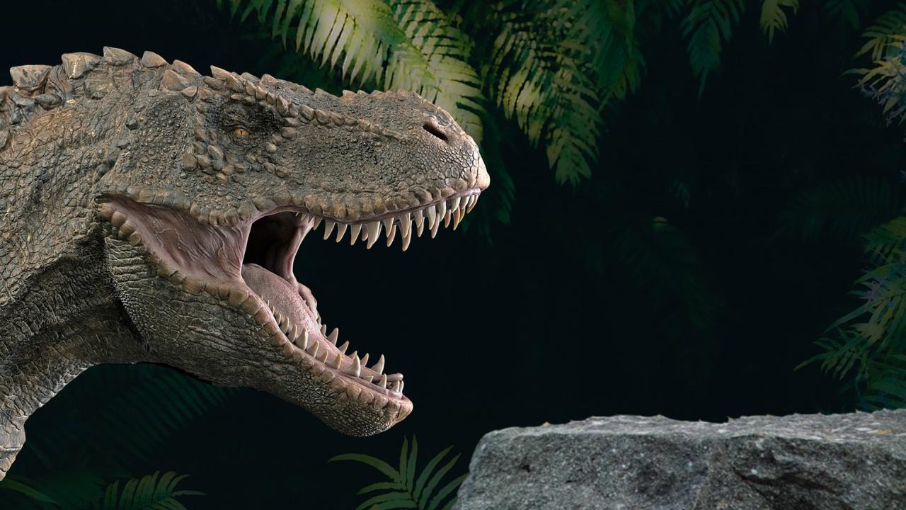 Около 2,5 милиарда динозавъра Тиранозавър рекс са бродили по Земята
