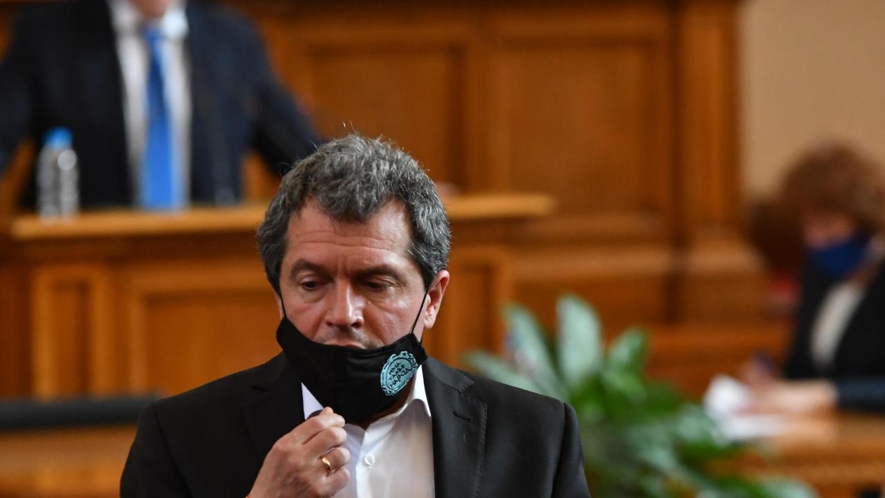Тошко Йорданов: Джипко Бибитков днес не дойде в парламента – за пореден път