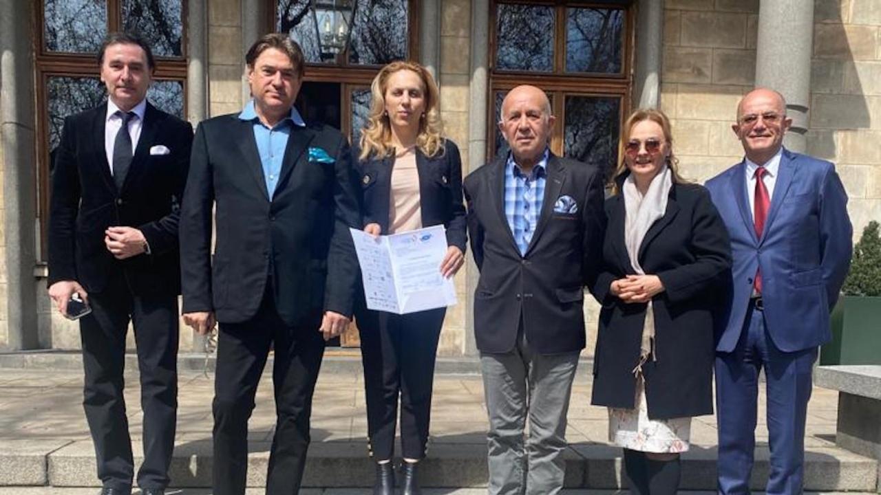 Марияна Николова получи благодарствено писмо от Националния борд по туризъм за подкрепа на туристическата индустрия
