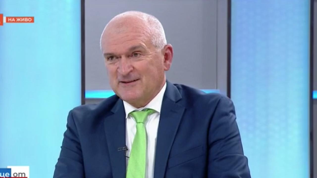 Димитър Главчев: Да си съставят бързо правителство и да си изберат нов щаб