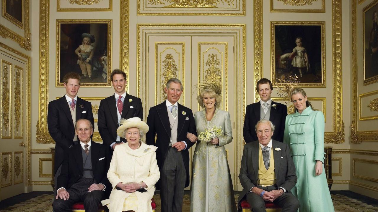 Кои са най-важните фигури в живота на принц Филип?
