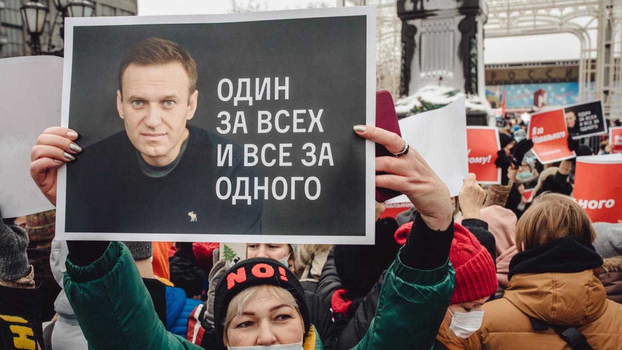 Привърженици на болния Алексей Навални готвят мащабни демонстрации в негова подкрепа