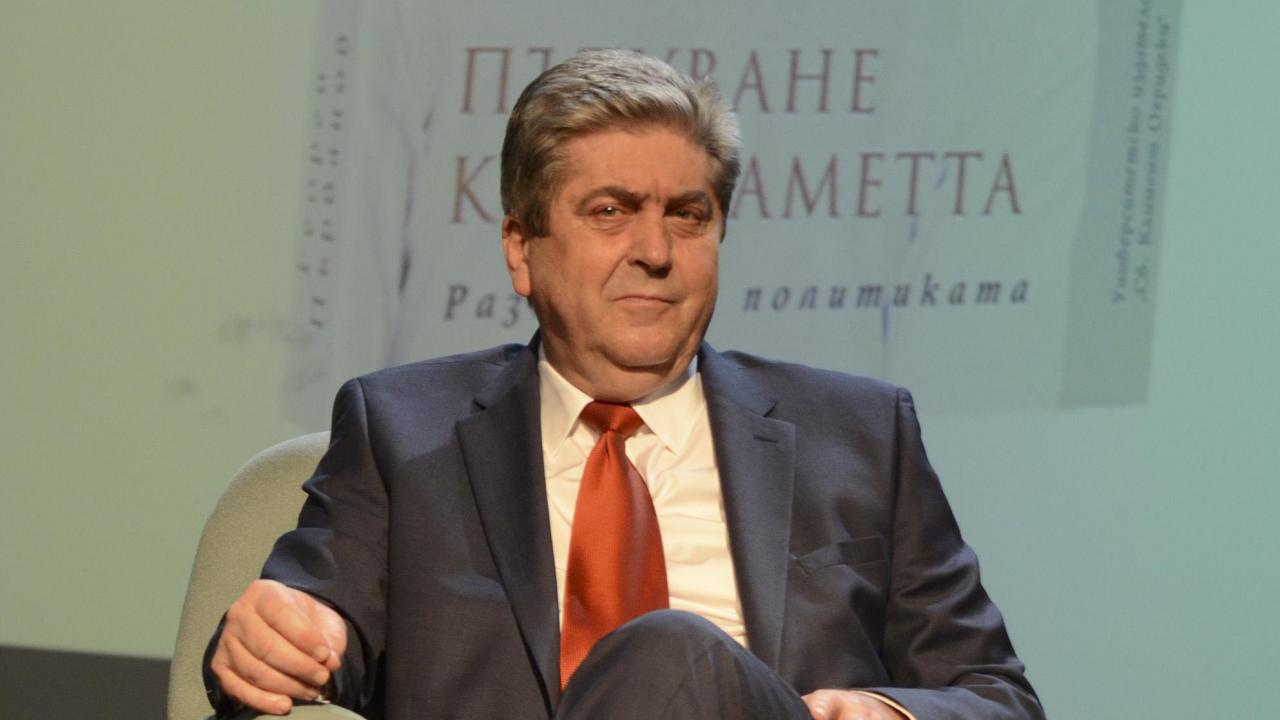 Георги Първанов: По-добре с правителство, отколкото към нови избори