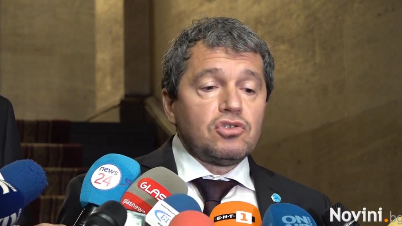 Тошко Йорданов: Бяхме ясни – в коалиция с партии от статуквото няма да влезем