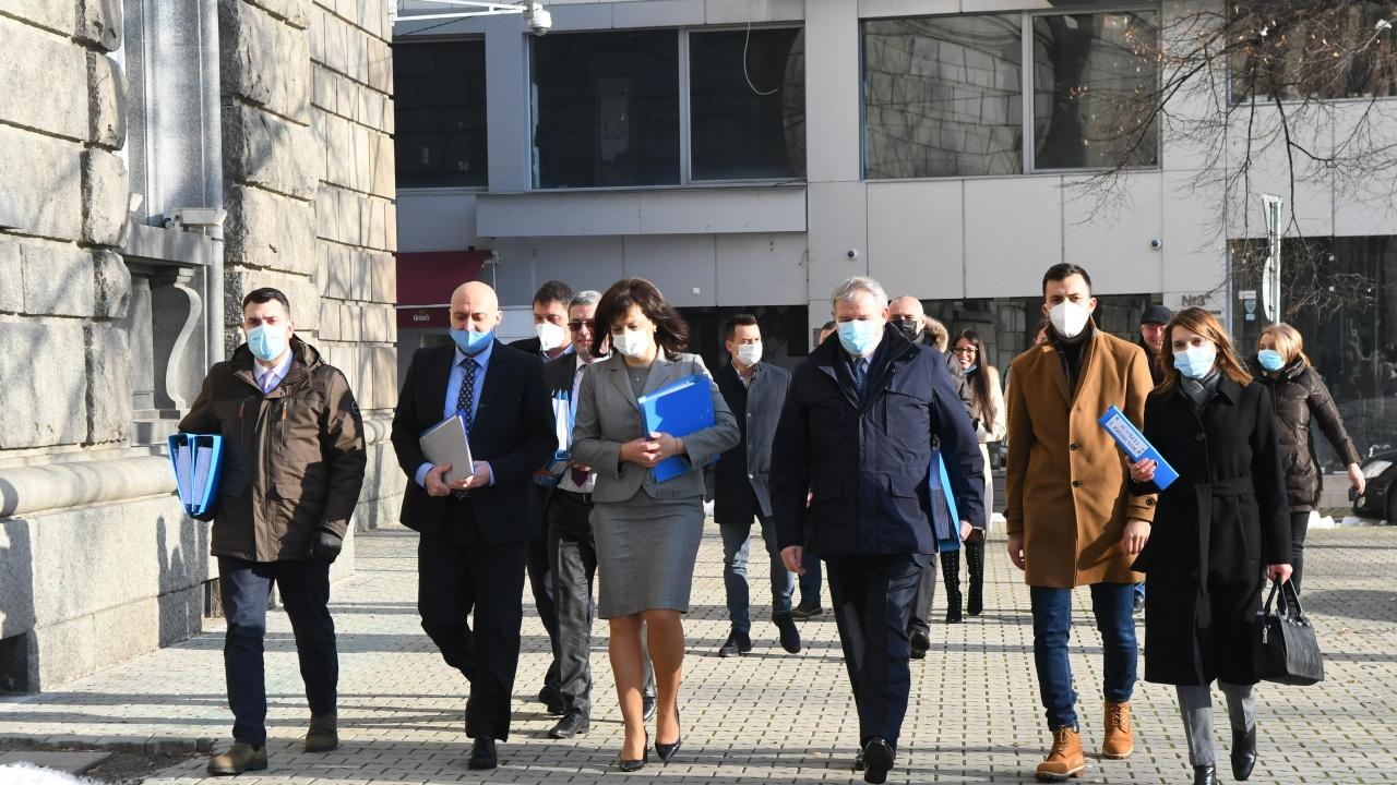 ГЕРБ внесе законопроекта за мажоритарния вот