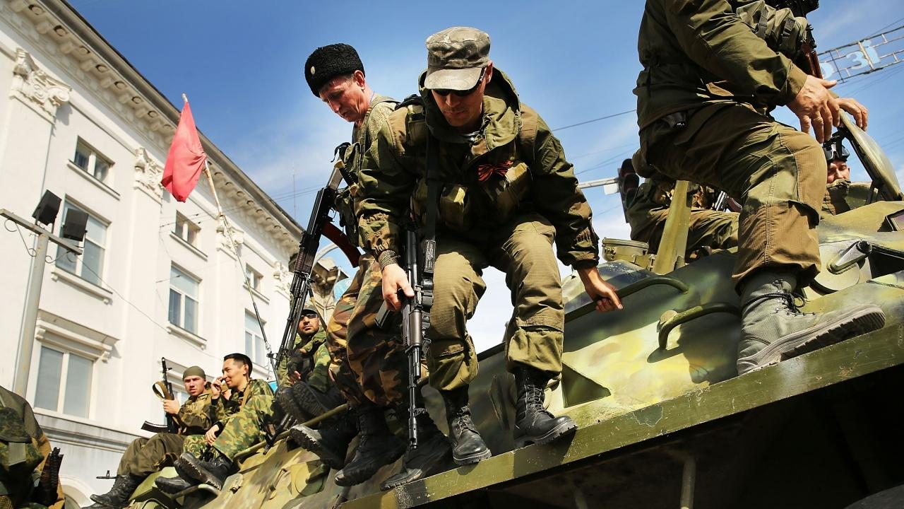 Руска медия: Ситуацията в зоната на украинския конфликт рязко се влошава