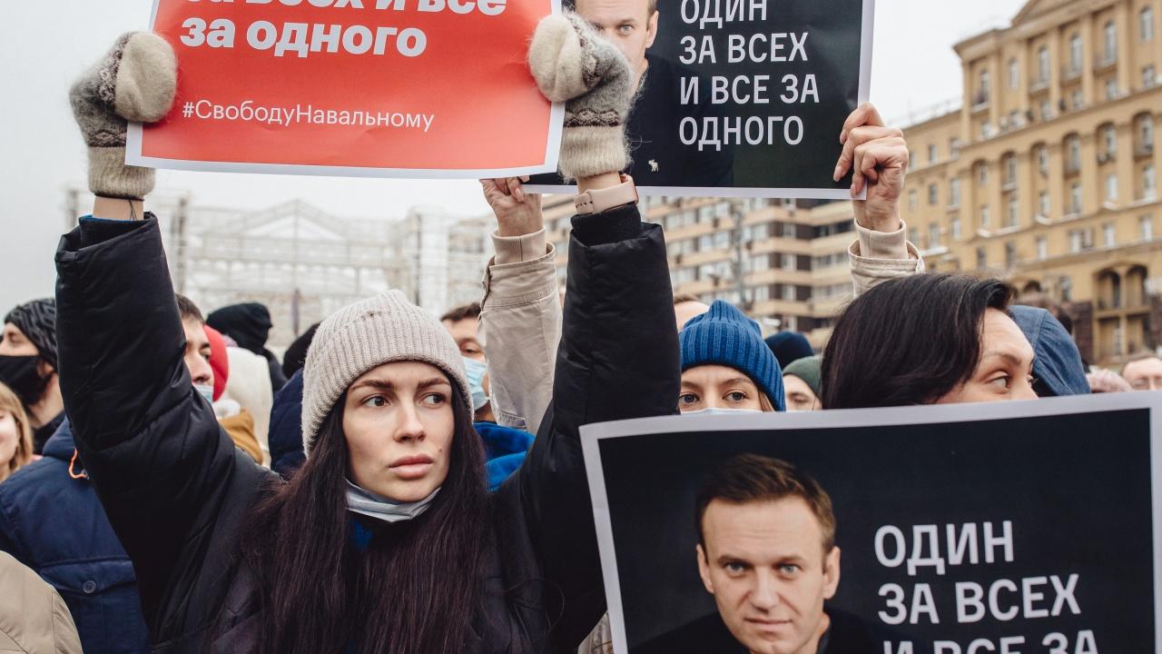 Москва не разрешава планираната от привърженици на Навални демонстрация
