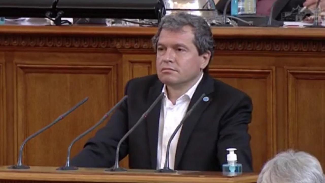 """Тошко Йорданов загатна дали ще има кабинет на """"Има такъв народ"""""""