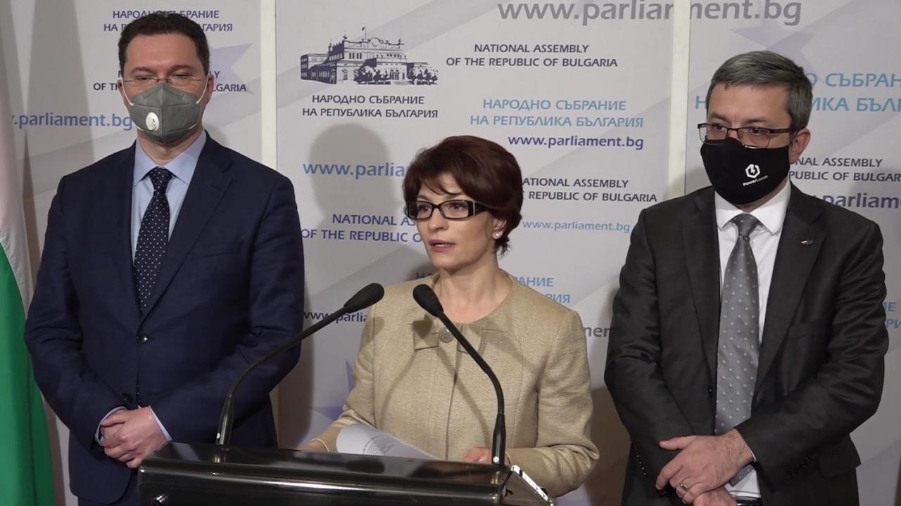 """Тома Биков: Решението за правителство на """"Има такъв народ"""" се взима другаде"""