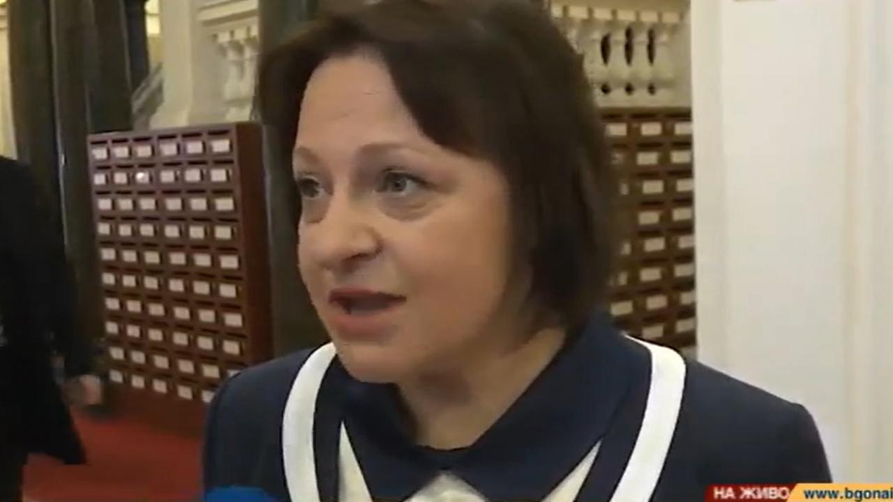 Депутатка от ИТН: Няма да позволим ГЕРБ да саботира работата на НС