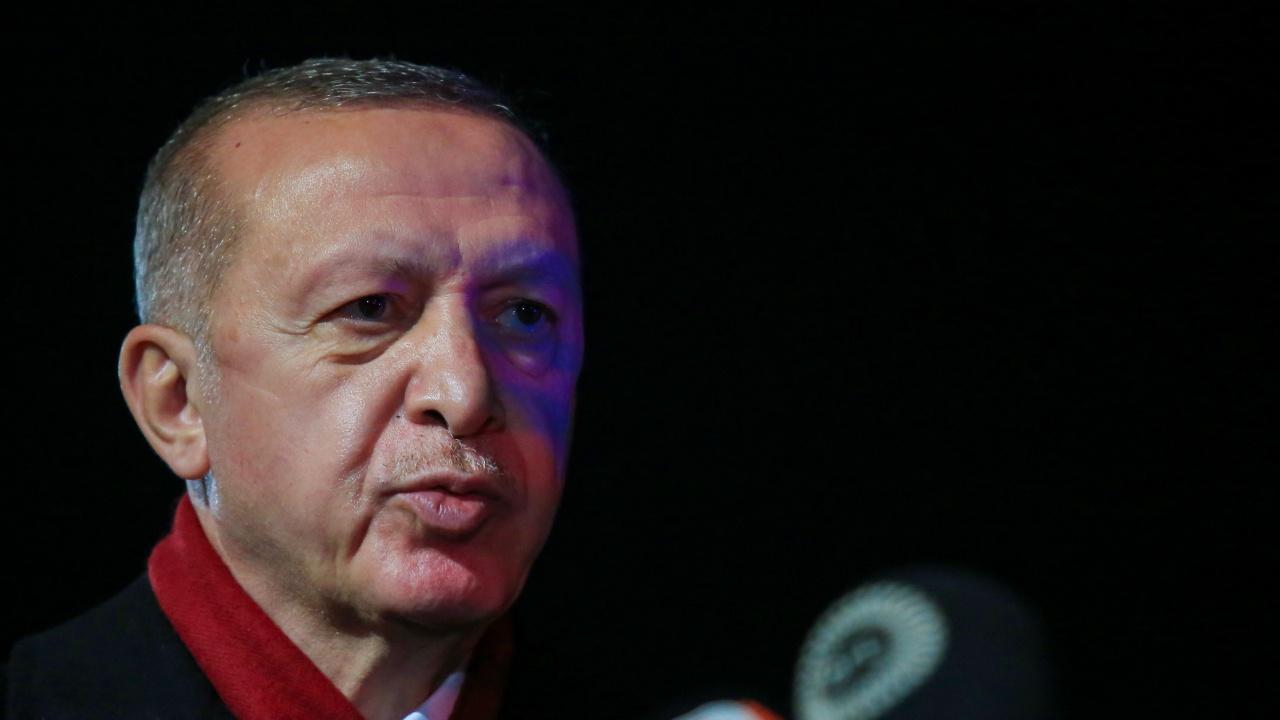 Ердоган уволни министъра на търговията
