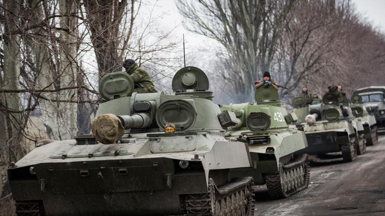 Украинският президент приветства изтеглянето на руските войски