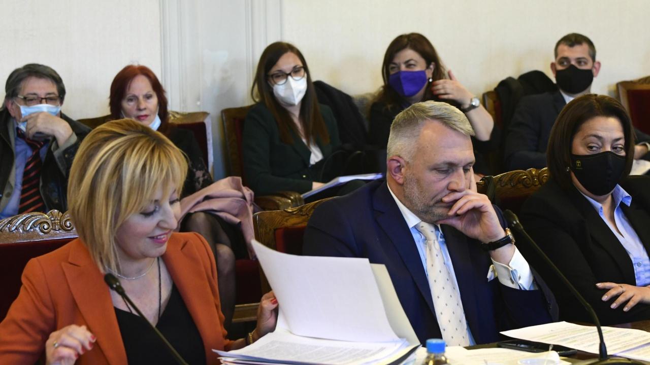 НФСБ с предупреждение: Урежда ли се в парламента прекратяването на дела за тежки престъпления?
