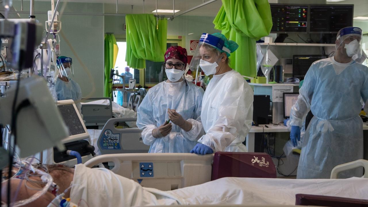 Броят на пациентите с коронавирус в шуменската болница се увеличава