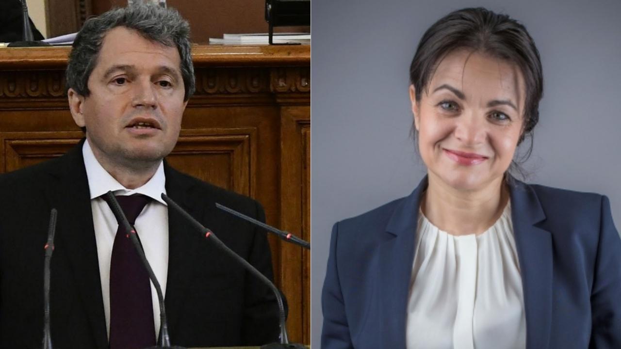 Луд скандал в НС между Тошко Йорданов и Росица Кирова. Ще се съдят ли?