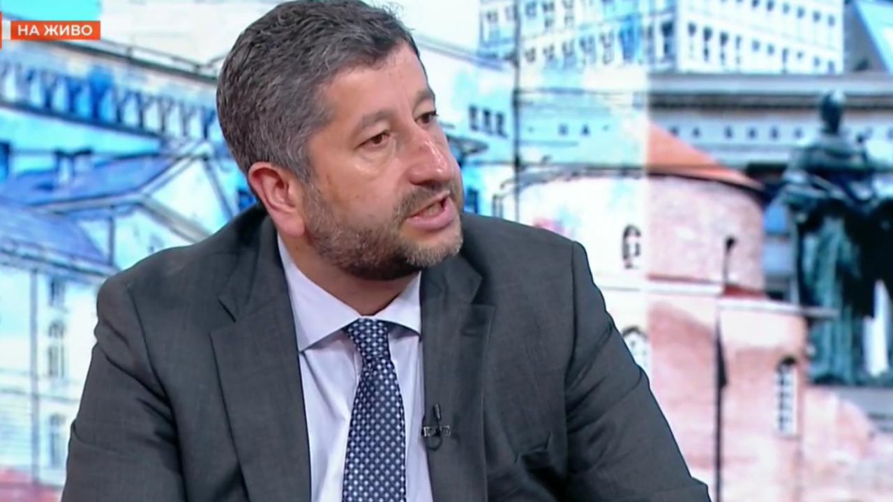 Христо Иванов категоричен: Трябва да има правителство на промяната