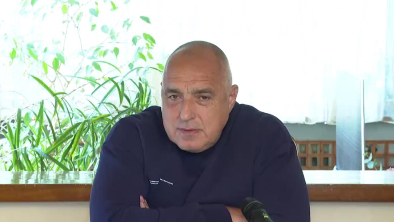 Борисов: Отговорността за следващите провалени избори вече е на Слави Трифонов