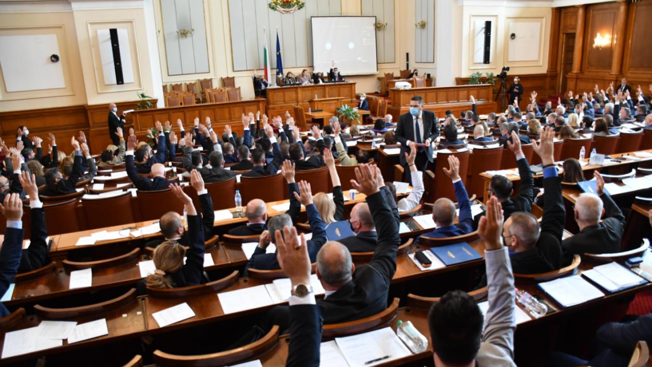 Народното събрание си навлече гнева на Валери Симеонов и НФСБ