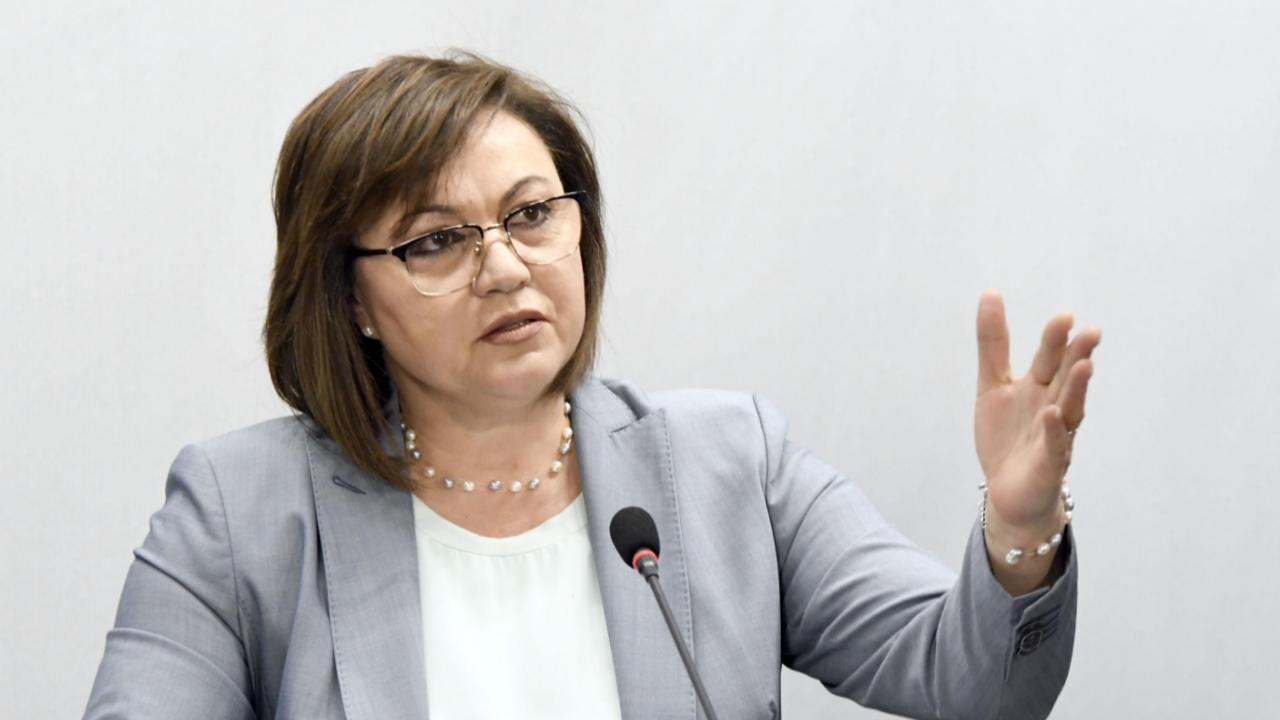 """Нинова не остана длъжна на Борисов и му отговори за """"удобния лидер"""""""