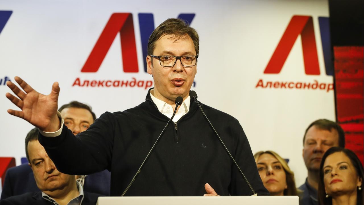Вучич: До 4 г. години Сърбия няма да прилича на Сърбия отпреди 10 години