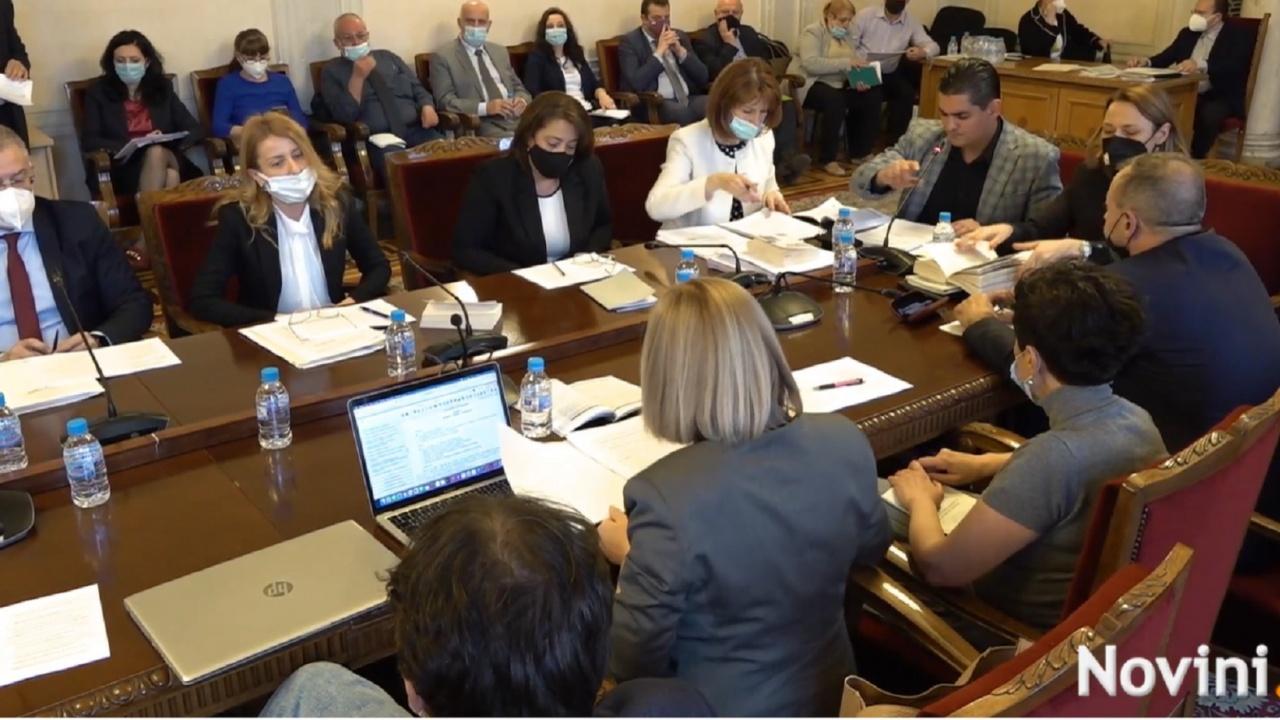 ГЕРБ-СДС скочи за Изборния кодекс: Дайте да не се бъзикаме със законодателството!