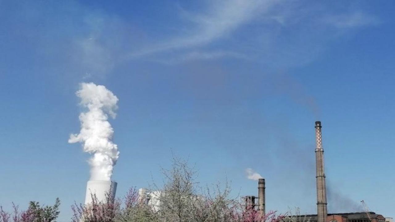 Наложени са глоби за замърсяване със серен диоксид на въздуха на Гълъбово