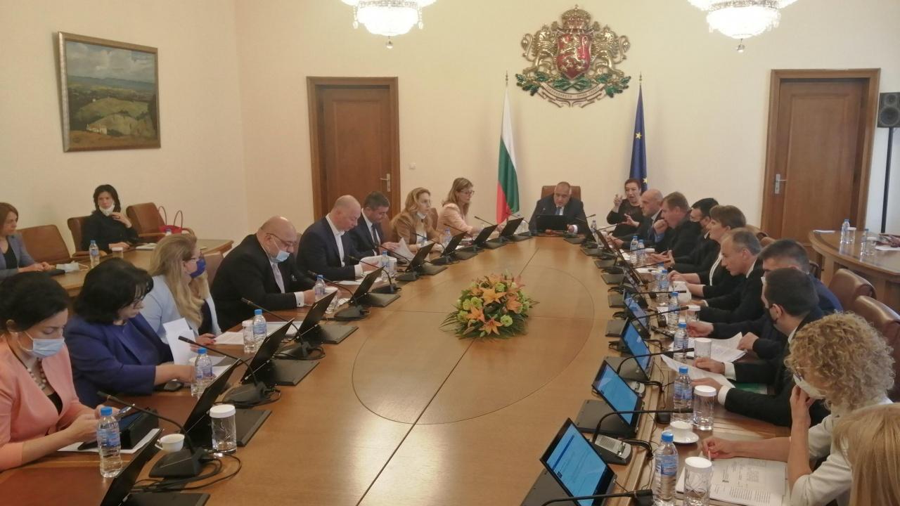 Правителството в оставка решава за Плана за възстановяване и устойчивост