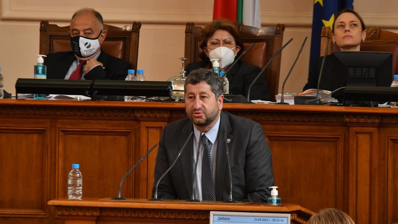 Христо Иванов: С изчерпването на двата мандата вече официално сме в политическа криза