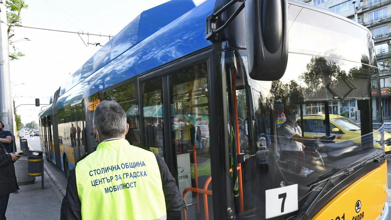 Отново можем да си купим билет от шофьорите на градския транспорт