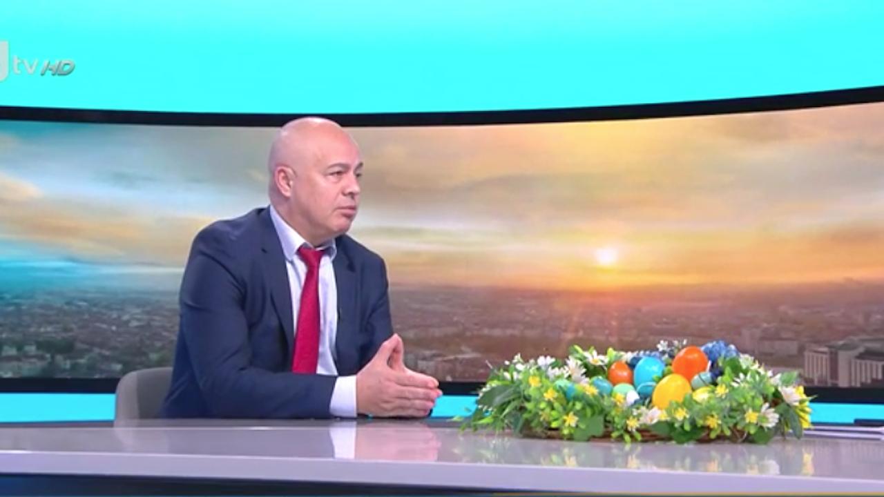 """Георги Свиленски отговори дали БСП са част от коалицията """"Гешев"""""""