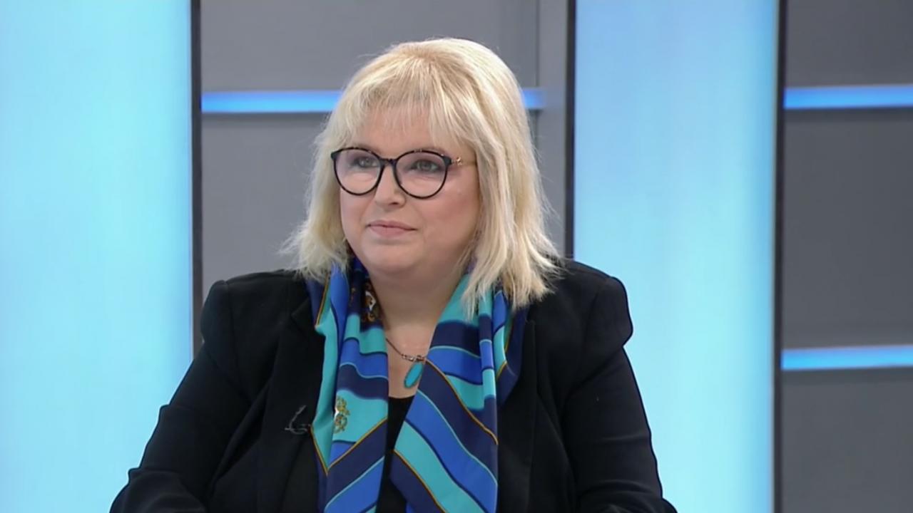 Мария Капон разкри ще подкрепят ли ИСМВ кабинет на БСП