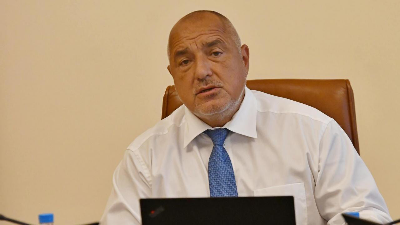 Бойко Борисов изрази съболезнования към Израел
