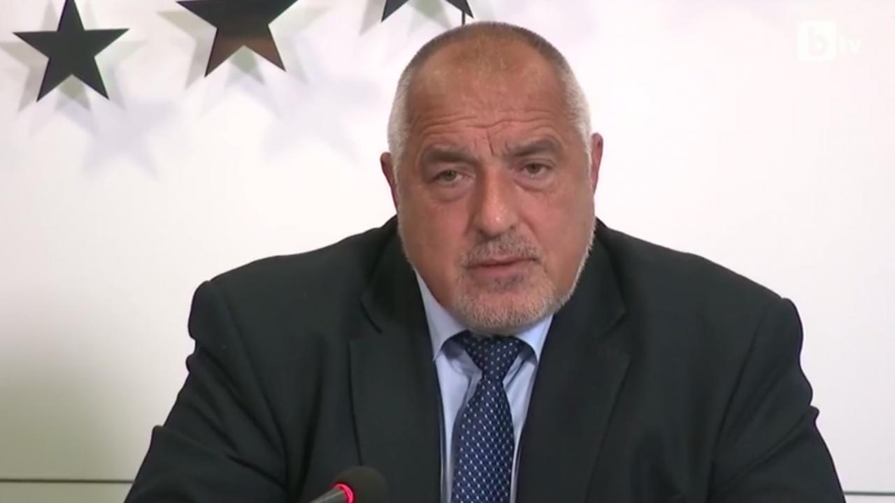 Борисов: Няма да сезираме КС за промените в ИК, нека българите видят какви ги свършиха в НС
