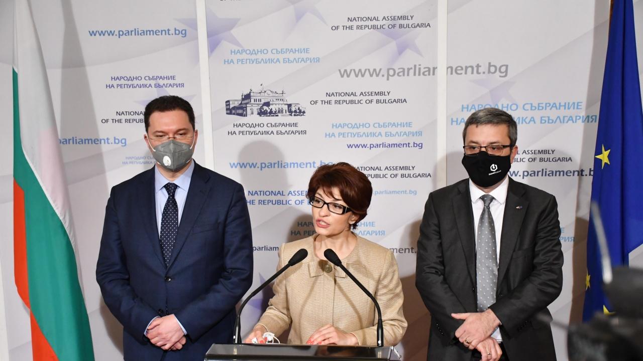 ГЕРБ: Приетият ИК застрашава свободното право на българина да избира