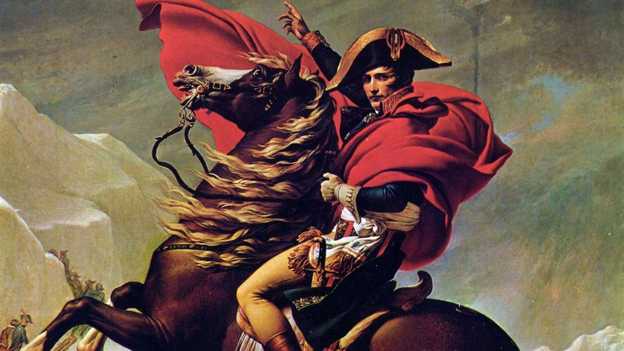 Продават на търг носна кърпа и кичур коса на Наполеон
